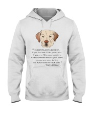 From Your Labrador Hooded Sweatshirt thumbnail