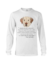 From Your Labrador Long Sleeve Tee thumbnail