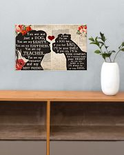 Boxer Girl Therapist Best Friend  17x11 Poster poster-landscape-17x11-lifestyle-24