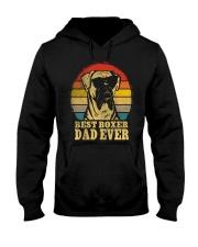 Best Boxer Dad  Hooded Sweatshirt thumbnail