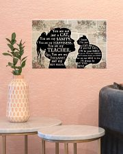Cat Girl Therapist Best Friend 17x11 Poster poster-landscape-17x11-lifestyle-21