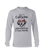 Golden Retriever caffeine Long Sleeve Tee thumbnail