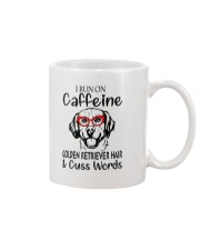 Golden Retriever caffeine Mug thumbnail