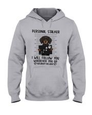 Dachshund Stalker Hooded Sweatshirt thumbnail