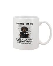 Dachshund Stalker Mug thumbnail