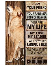 Chihuahua Partner Life 11x17 Poster front