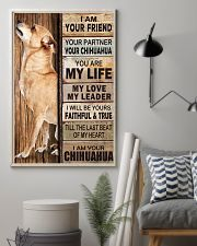 Chihuahua Partner Life 11x17 Poster lifestyle-poster-1