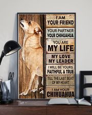 Chihuahua Partner Life 11x17 Poster lifestyle-poster-2
