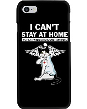 Cat  I'Cant Stay Home  Phone Case thumbnail