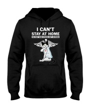 Cat  I'Cant Stay Home  Hooded Sweatshirt thumbnail