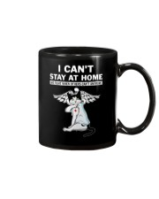 Cat  I'Cant Stay Home  Mug thumbnail