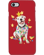 New Pitbull Christmas Phone Case thumbnail