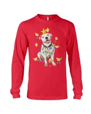New Pitbull Christmas Long Sleeve Tee thumbnail