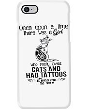 Cats Tattoos Phone Case thumbnail