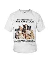 Dogs Limited Edition Youth T-Shirt thumbnail