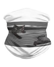 Black Cat Mask  Neck Gaiter tile