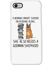 Woman Need German Shepherd Phone Case thumbnail