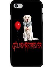 Golden Retriever Halloween Phone Case thumbnail