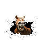 Horse S Sticker - Single (Vertical) front