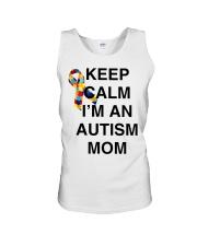 Autism Unisex Tank thumbnail