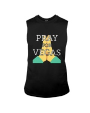 PRAY FOR VEGAS Shirts Sleeveless Tee thumbnail
