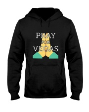 PRAY FOR VEGAS Shirts Hooded Sweatshirt thumbnail