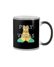 PRAY FOR VEGAS Shirts Color Changing Mug thumbnail
