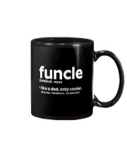 Funcle Definition T-shirt Mug thumbnail