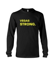 VEGAS STRONG LAS VEGAS Shirts Long Sleeve Tee thumbnail