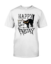 Happy the 13th Friday Shirt Classic T-Shirt thumbnail