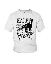 Happy the 13th Friday Shirt Youth T-Shirt thumbnail