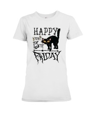 Happy the 13th Friday Shirt Premium Fit Ladies Tee thumbnail