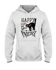 Happy the 13th Friday Shirt Hooded Sweatshirt thumbnail