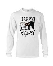 Happy the 13th Friday Shirt Long Sleeve Tee thumbnail