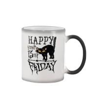 Happy the 13th Friday Shirt Color Changing Mug thumbnail