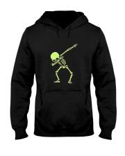 Dabbing Skeleton Halloween  Dab Hip Hop T-Shirt Hooded Sweatshirt thumbnail