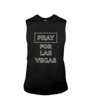 PRAY FOR LAS VEGAS T-SHIRT Sleeveless Tee thumbnail