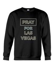 PRAY FOR LAS VEGAS T-SHIRT Crewneck Sweatshirt thumbnail