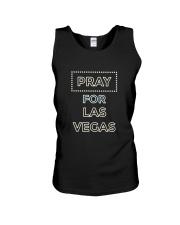 PRAY FOR LAS VEGAS T-SHIRT Unisex Tank thumbnail