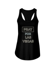 PRAY FOR LAS VEGAS T-SHIRT Ladies Flowy Tank thumbnail