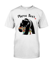 Funny Mama Bear T-Shirt Premium Fit Mens Tee tile