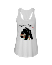 Funny Mama Bear T-Shirt Ladies Flowy Tank thumbnail