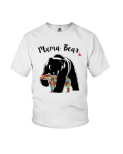 Funny Mama Bear T-Shirt Youth T-Shirt thumbnail