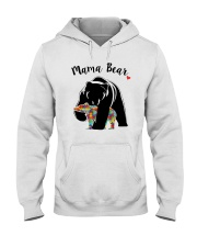 Funny Mama Bear T-Shirt Hooded Sweatshirt tile