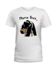 Funny Mama Bear T-Shirt Ladies T-Shirt front