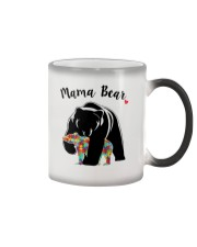 Funny Mama Bear T-Shirt Color Changing Mug thumbnail