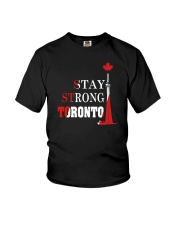 Stay Strong Toronto T-shirt Youth T-Shirt tile