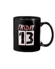 Unlucky Friday the 13th Shirt  Mug thumbnail