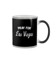 Pray For Las Vegas Support Graphic T-Shirt Color Changing Mug thumbnail
