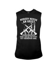 Nobody Needs An AR15 Gun Tee Shirt Sleeveless Tee thumbnail